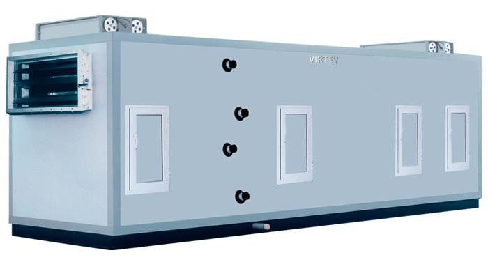 德谛VIRTEV-RDE洁净组合式精密空调系列